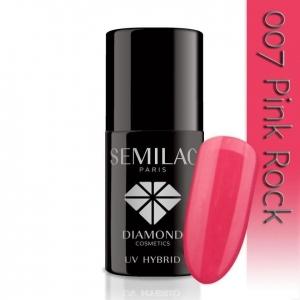 007 uv hybrid semilac pink rock 7ml
