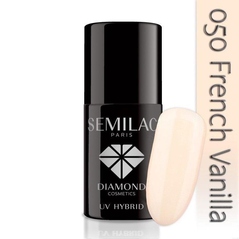 050 uv hybrid semilac french vanilla 7ml