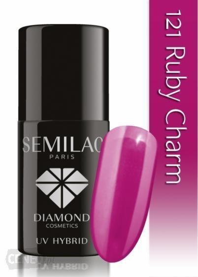 121 uv hybrid semilac ruby charm 7ml