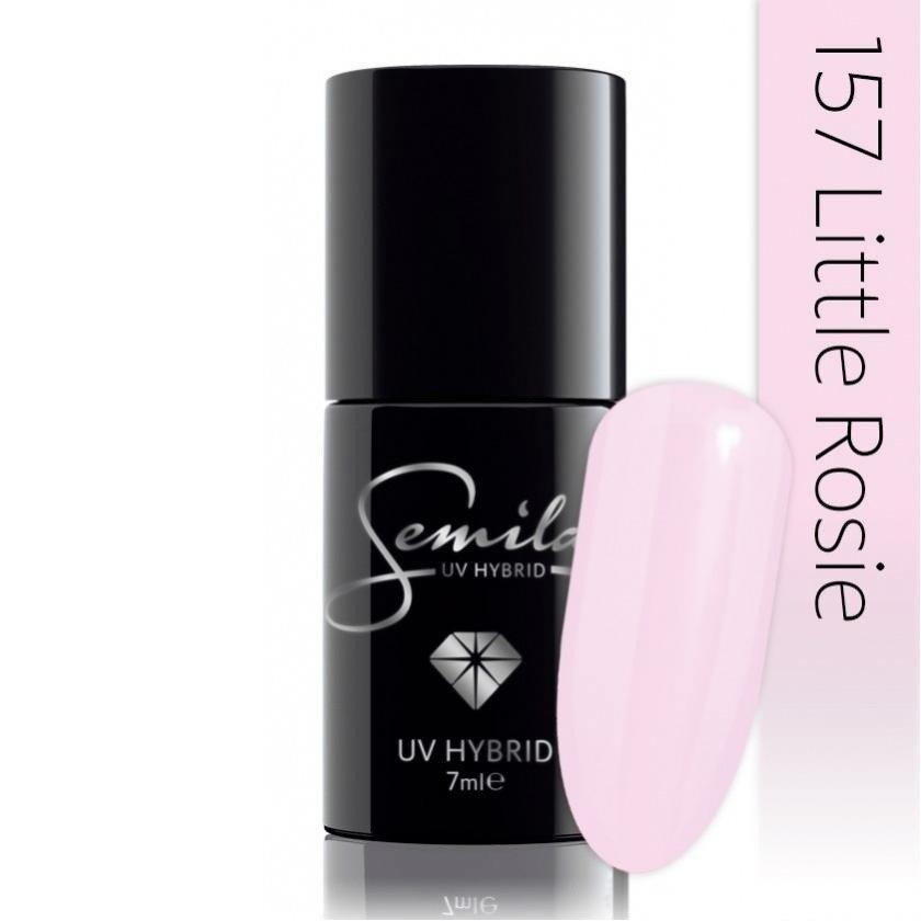 157 uv hybrid semilac little rosie 7ml