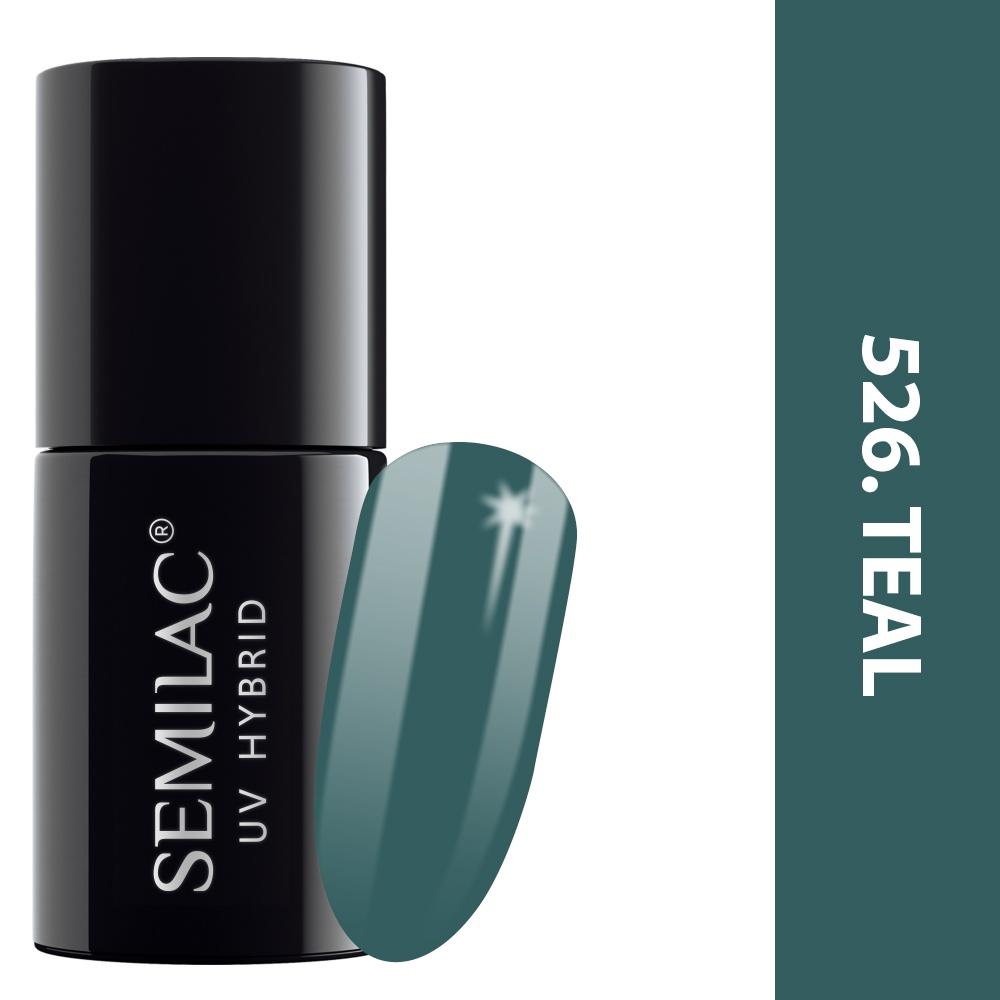 526 semilac legendary six margaret teal 7ml