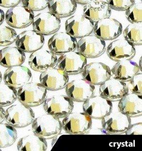 cyrkonie ala swarovski 100szt ss3 crystal