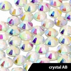 cyrkonie ala swarovski 100szt ss3 crystalab