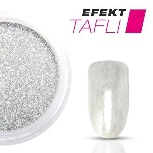 efekt tafli srebrny sloiczek