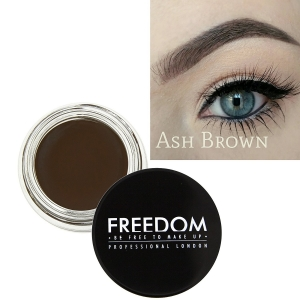 freedom pomada do brwi ash brown