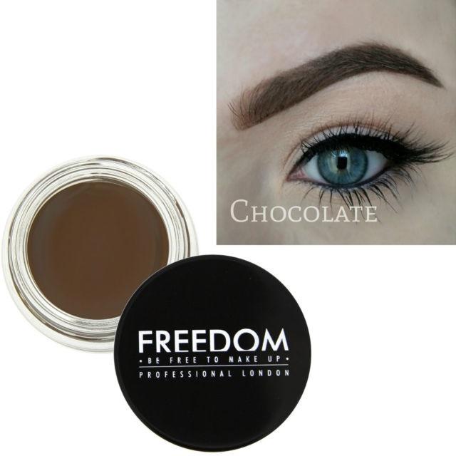 freedom pomada do brwi chocolate