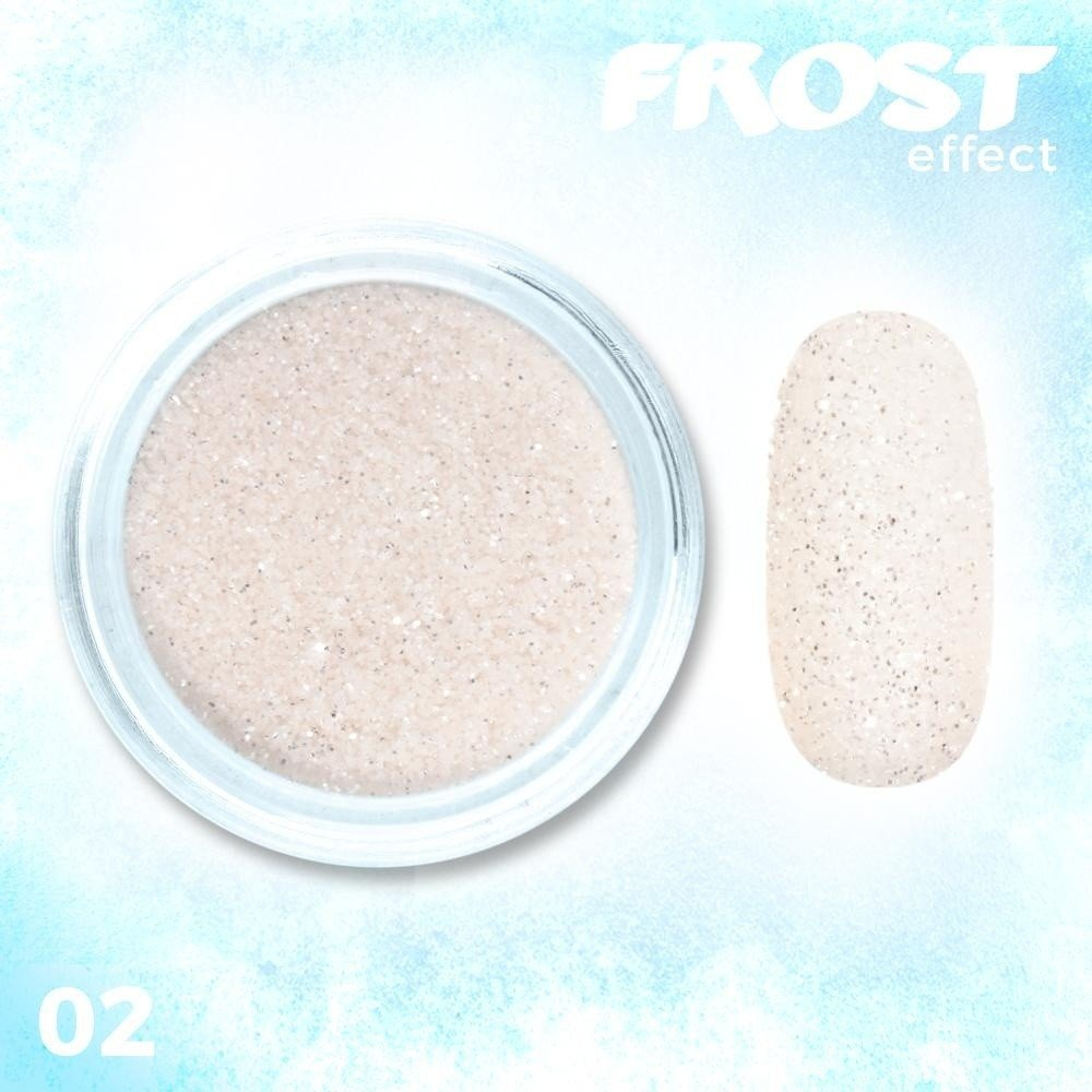 frost effect efekt szronu sloiczek 02