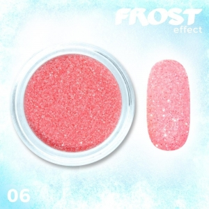 frost effect efekt szronu sloiczek 06