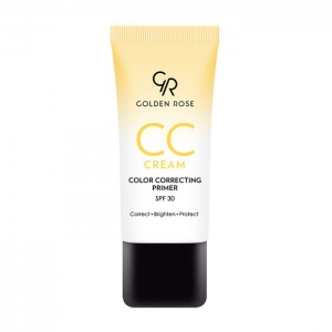 golden rose cc cream baza pod makijaz pomarancz
