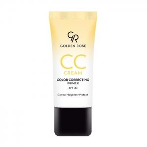 golden rose cc cream baza pod makijaz zolta
