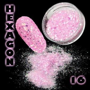 hexagon 16