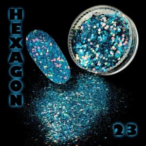 hexagon 23