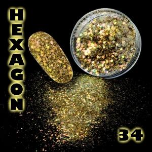 hexagon 34