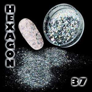 hexagon 37
