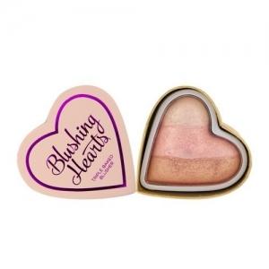 i love makeup blushing hearts iced hearts roz