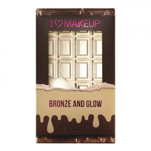 i love makeup bronze and glow bronzer rozswietlacz..