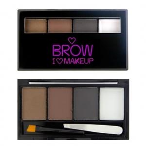 i love makeup brows kit zestaw do makijazu brwi