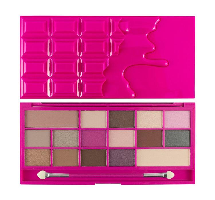 i love makeup chocolate love paleta 16 cieni