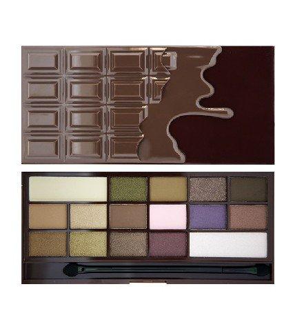i love makeup i heart chocolate paleta 16 cieni