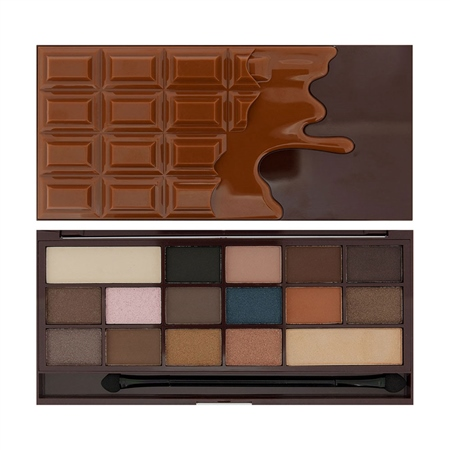 i love makeup i heart chocolate salted caramel