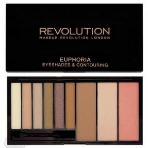 makeup revolution euphoria bronzed zestaw
