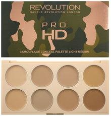 makeup revolution pro hd camouflage conceal l m