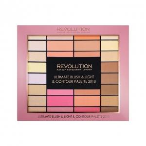 makeup revolution ultimate blush light contour
