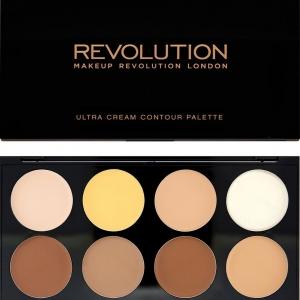 makeup revolution ultra cream contour zestaw