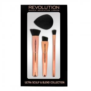 makeup revolution ultra sculpt  blend zestaw