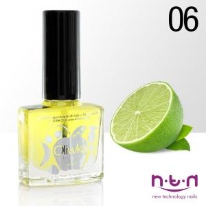 oliwka o zapachu limonkowym 10ml