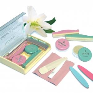 p shine japonski manicure duzy zestaw