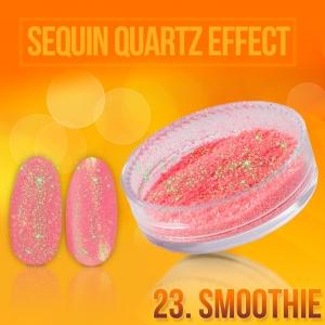 pylek sequin quartz effect smoothie.