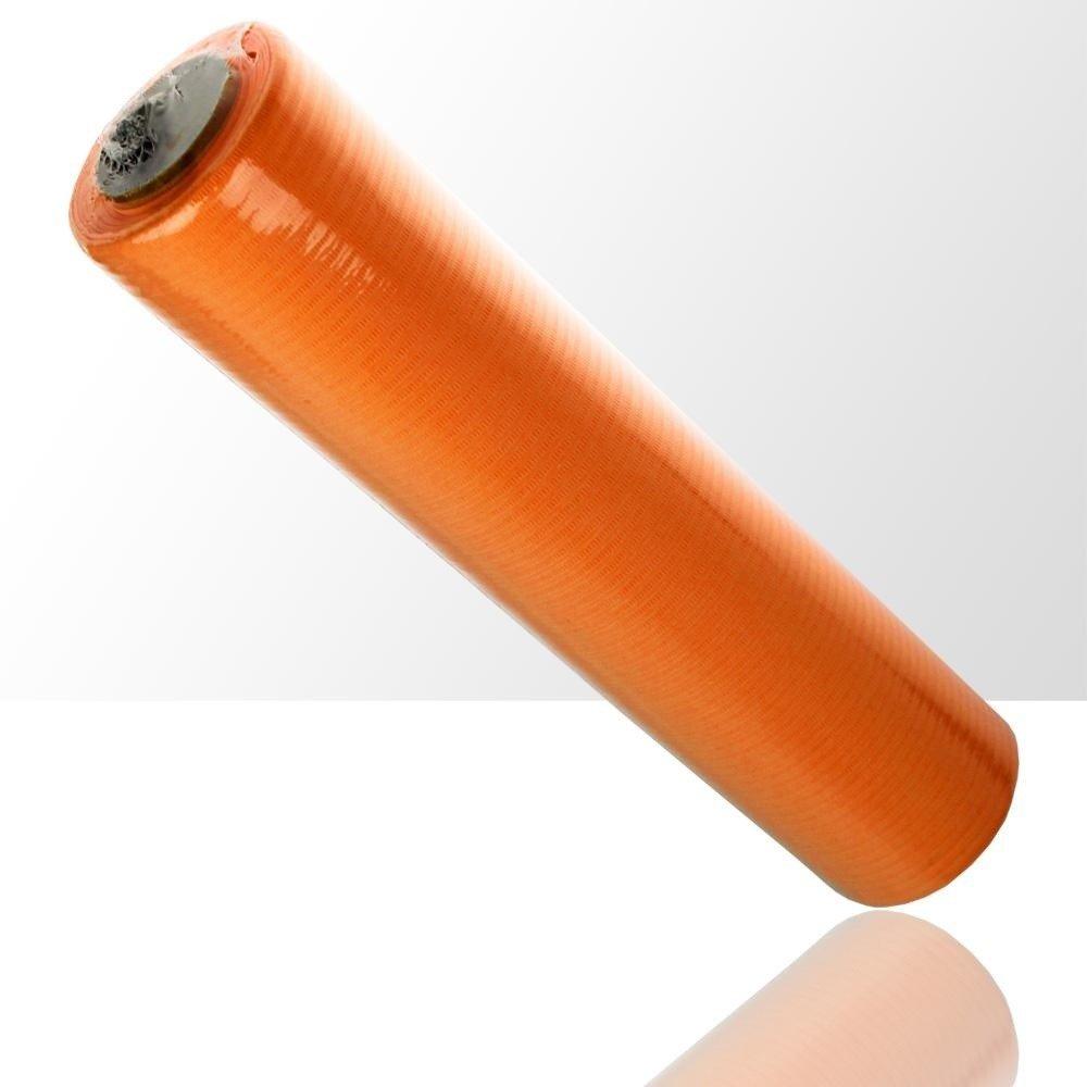 serwety bibulowo foliowe rolka pomaranczowe