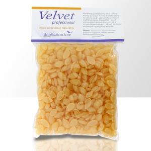 velvet filmwax wosk do depilacji naturalny 100g
