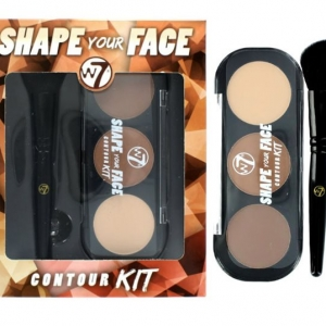 w7 shape your face zestaw do konturowania