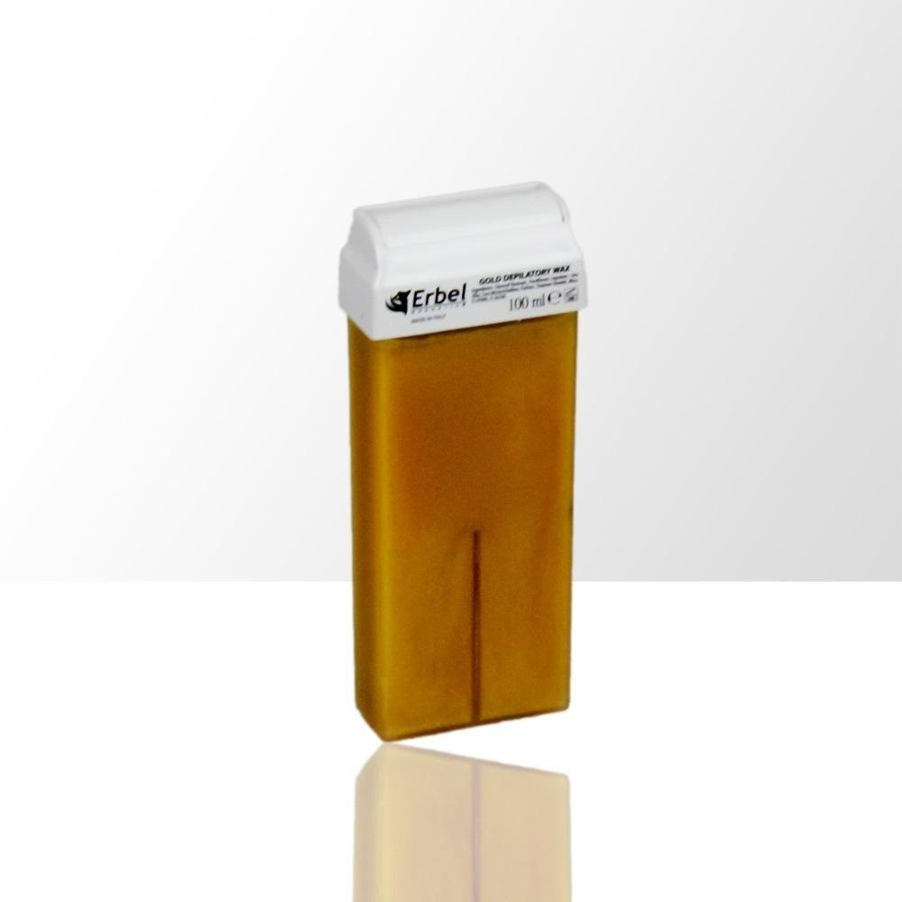 wosk do depilacji erbel 100ml gold