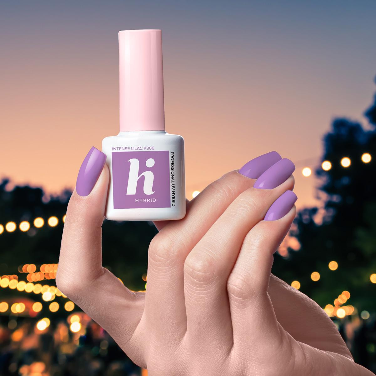 306 lakier hi hybrid intense lilac 5ml