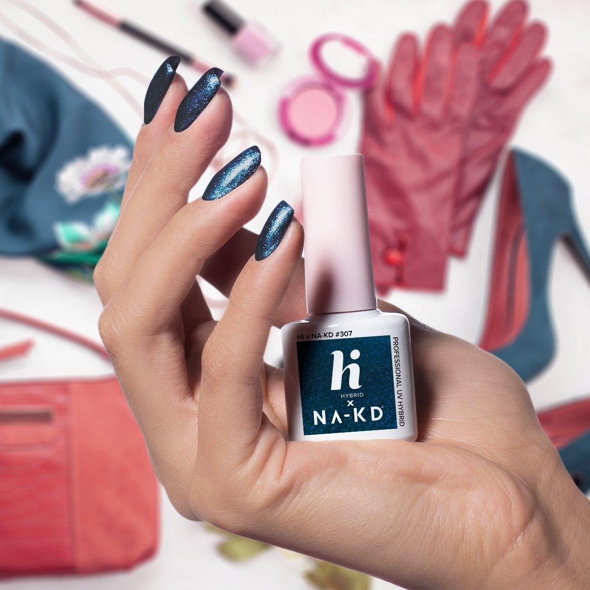 307 lakier hi hybrid blue ocean gloss 5ml