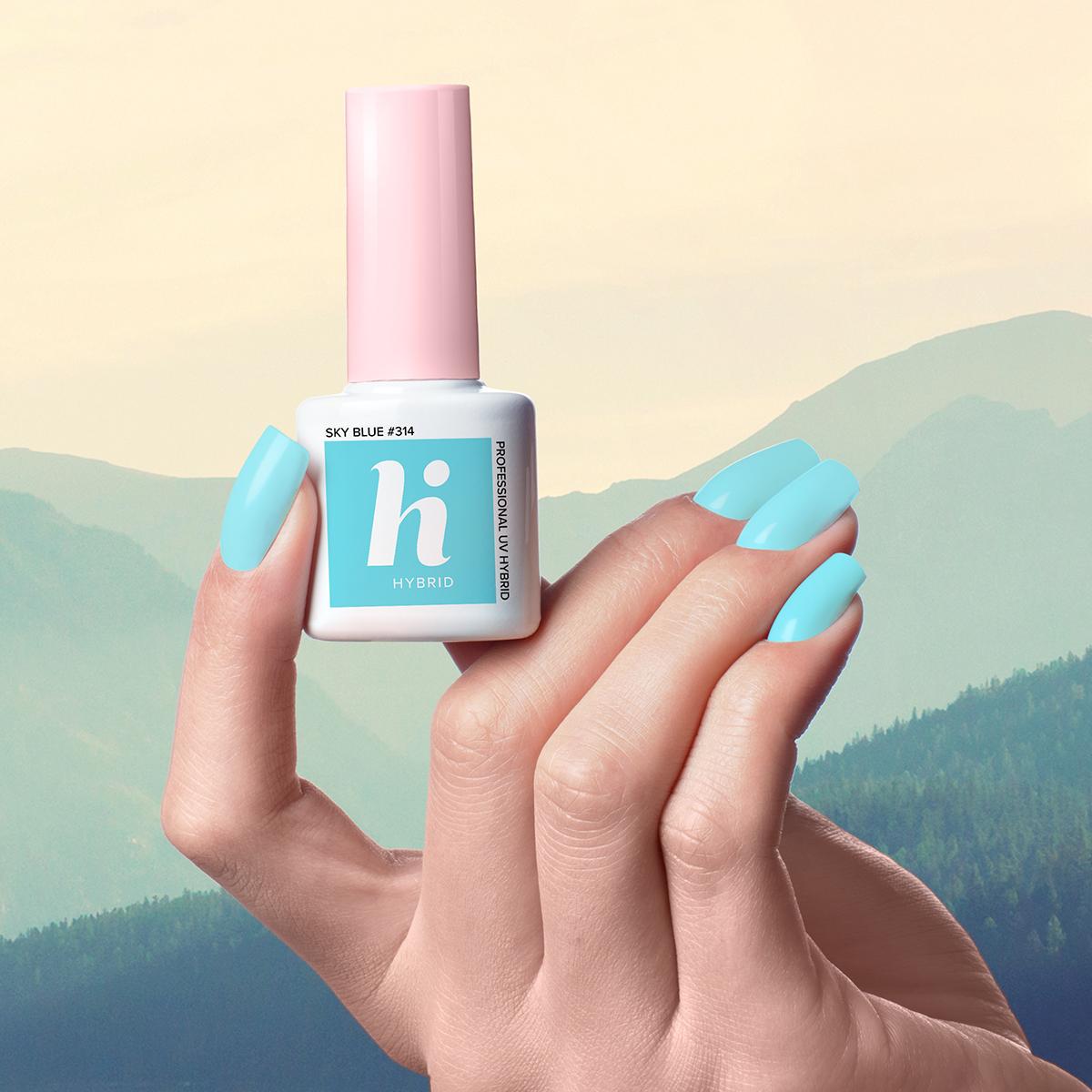 314 lakier hi hybrid sky blue 5ml