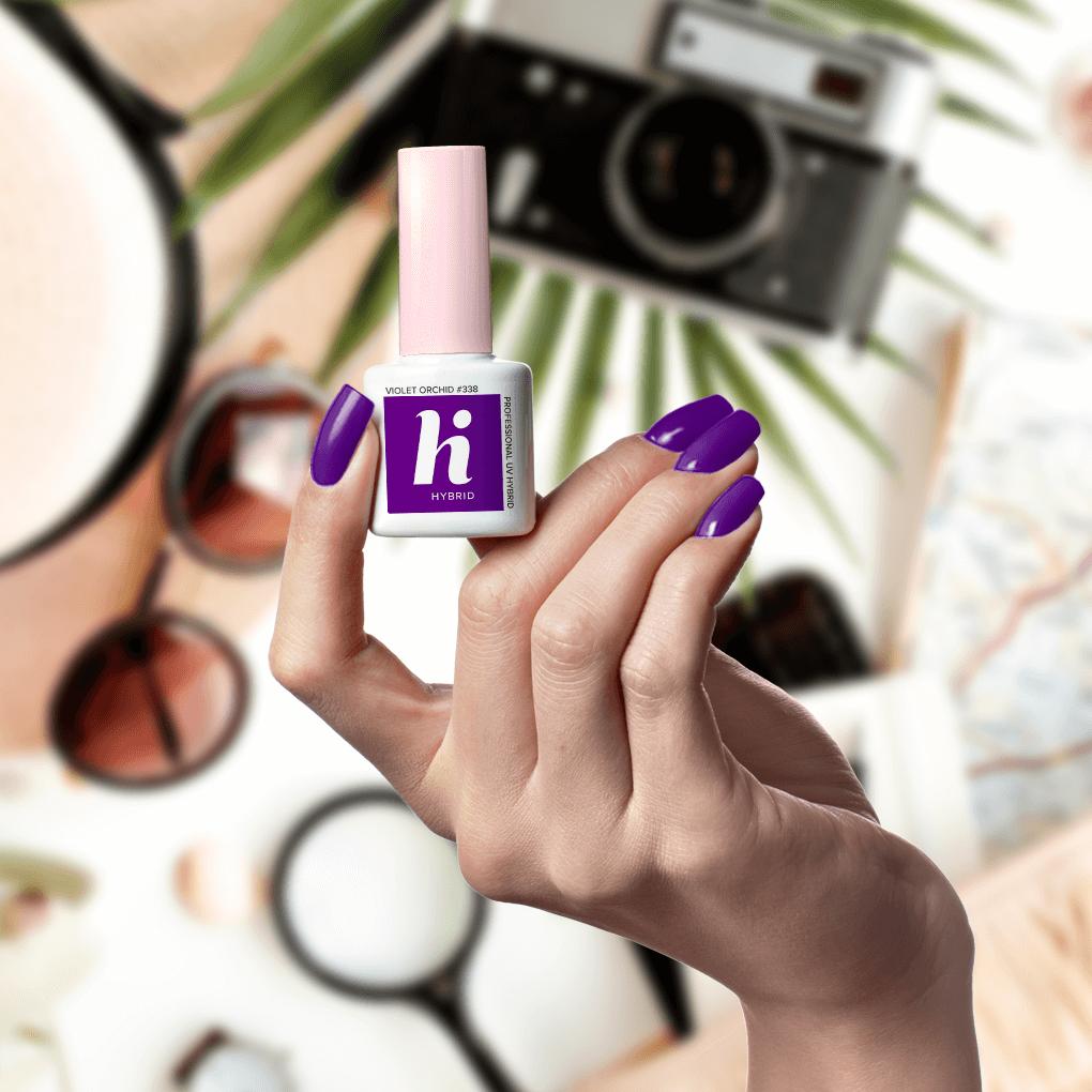 338 lakier hi hybrid violet orchid 5ml