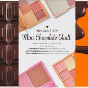i heart revolution mini chocolate vault zestaw..