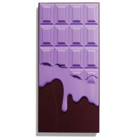 i heart revolution violet palette paleta 18 cieni..