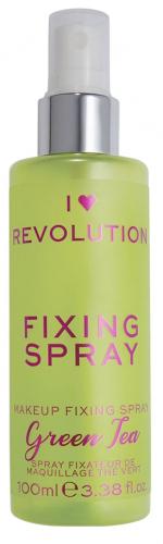 i love makeup fixing spray green tea