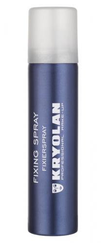 kryolan fixer spray utrwalacz 75ml fixing