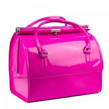 luksusowa torba kuferek 012 fuksja