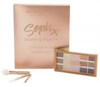 makeup revolution sophs party kit zestaw..