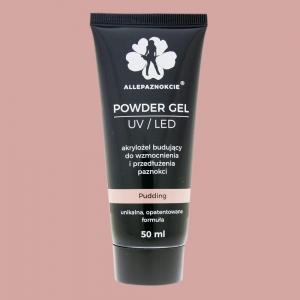 powder gel akrylozel pudding 50ml