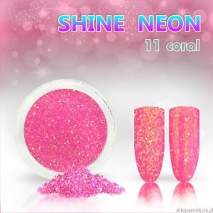 pylek shine neon coral 11