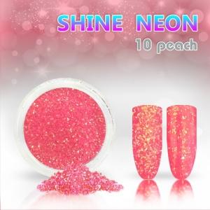 pylek shine neon peach 10