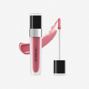 semilac candy lips lip gloss 004 classic nude